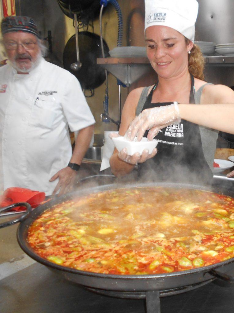 workshop-paella