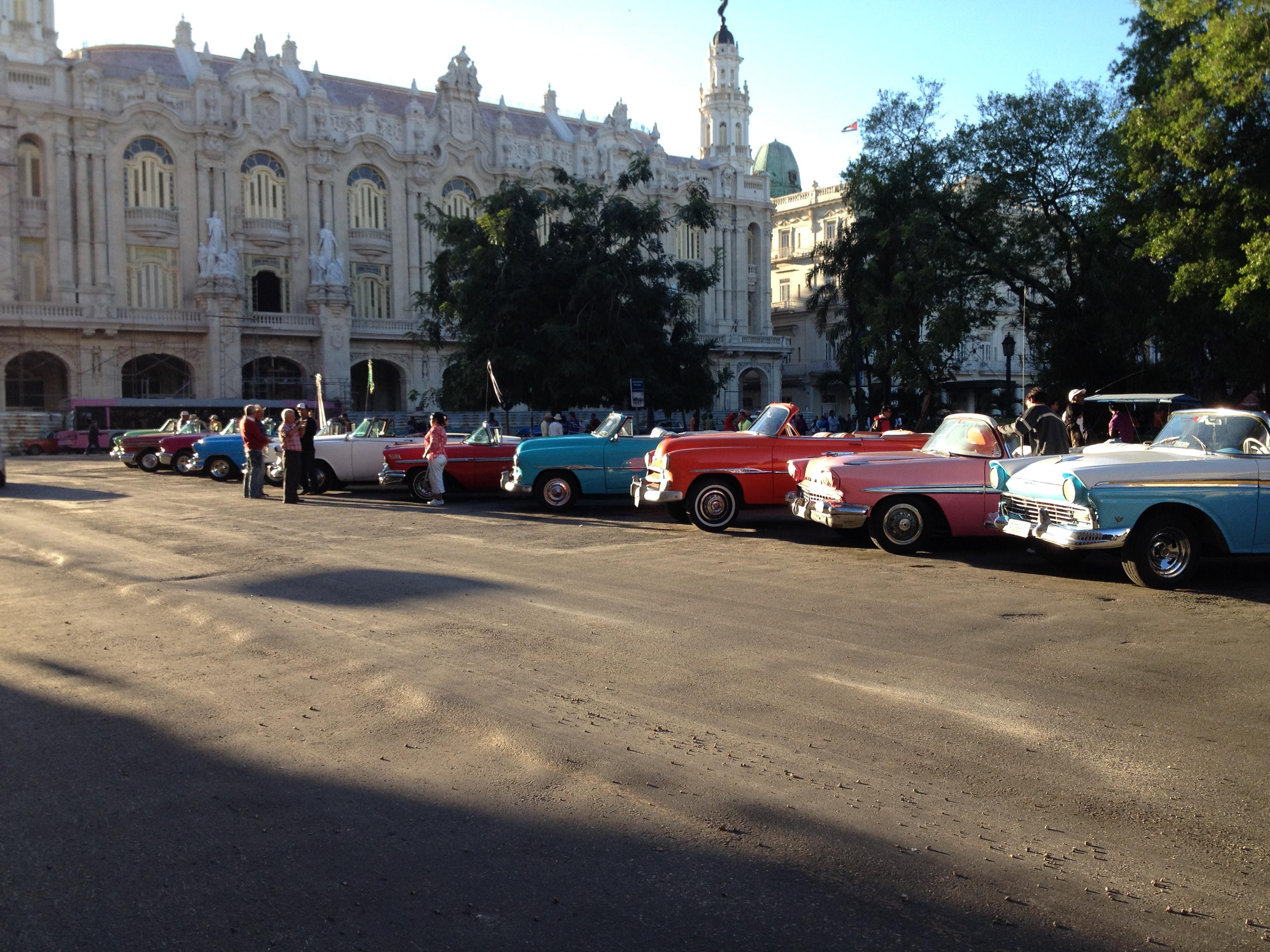 havana-cars