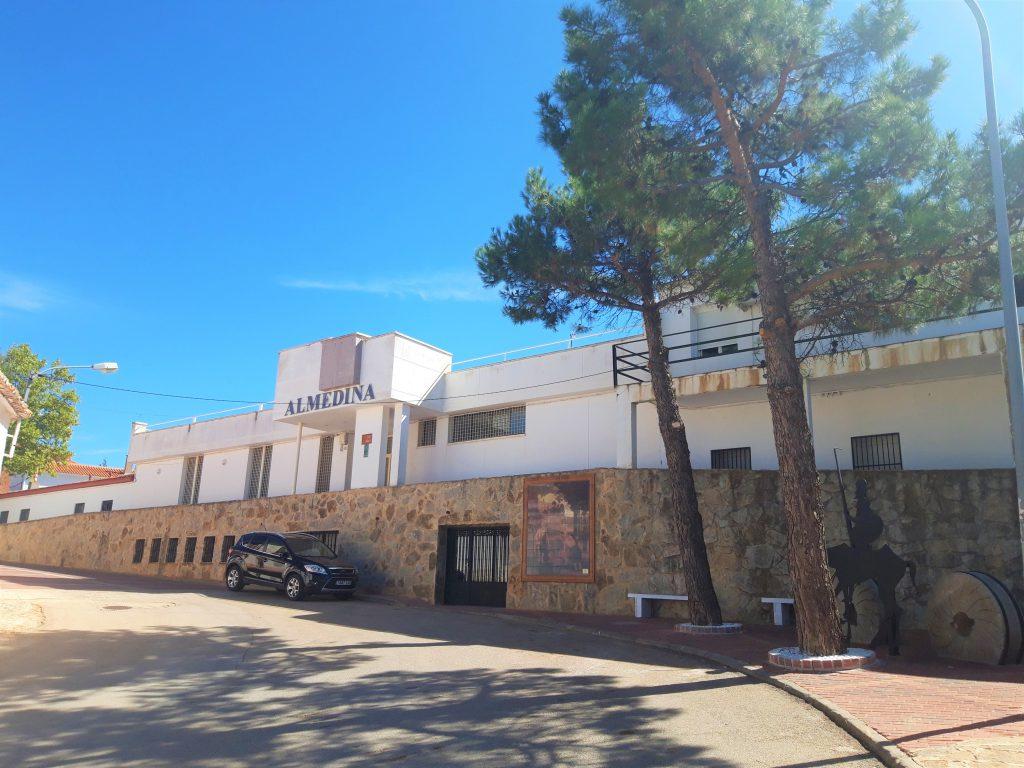 Almedina hostel