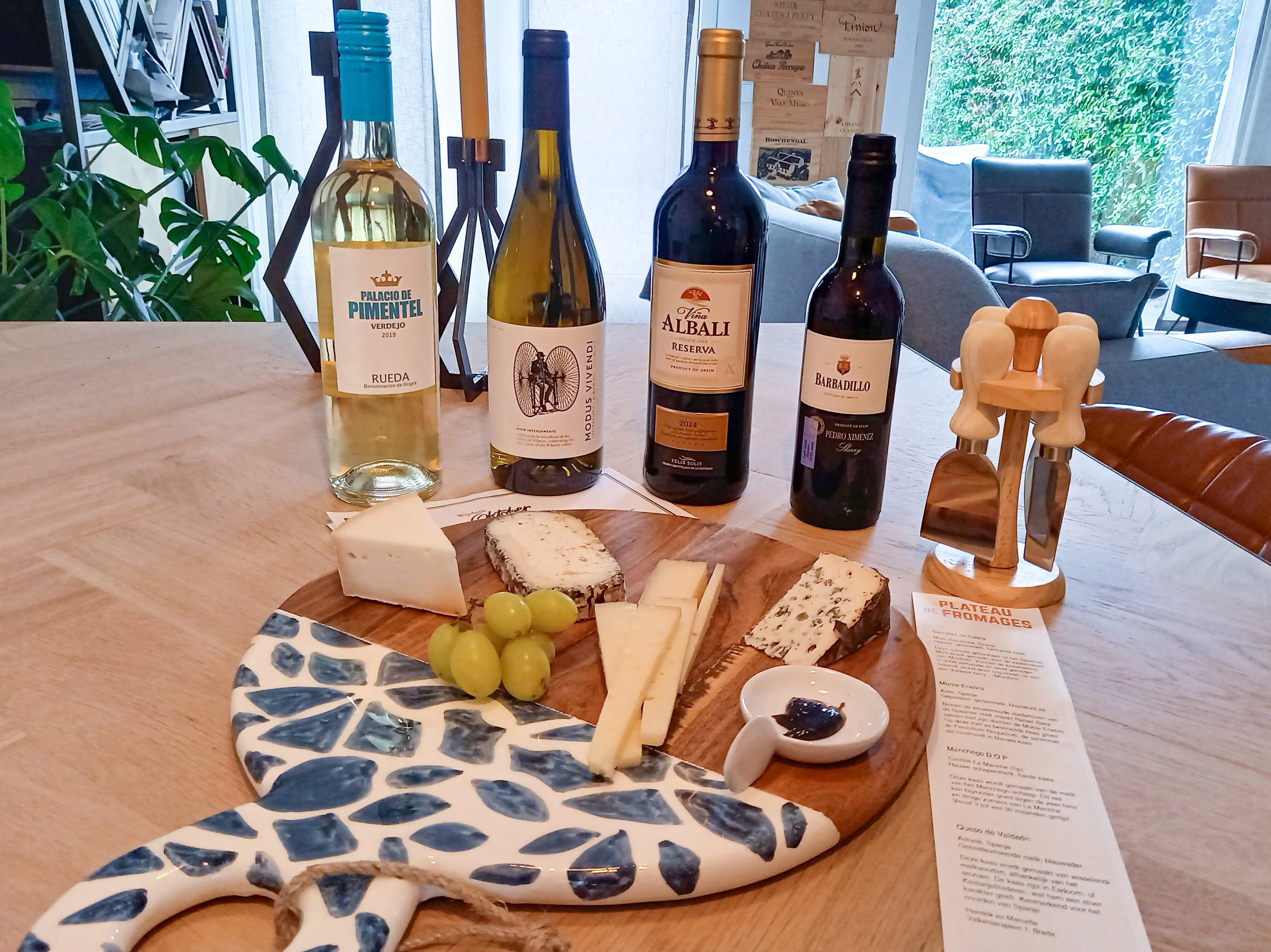 kaas-en-wijn