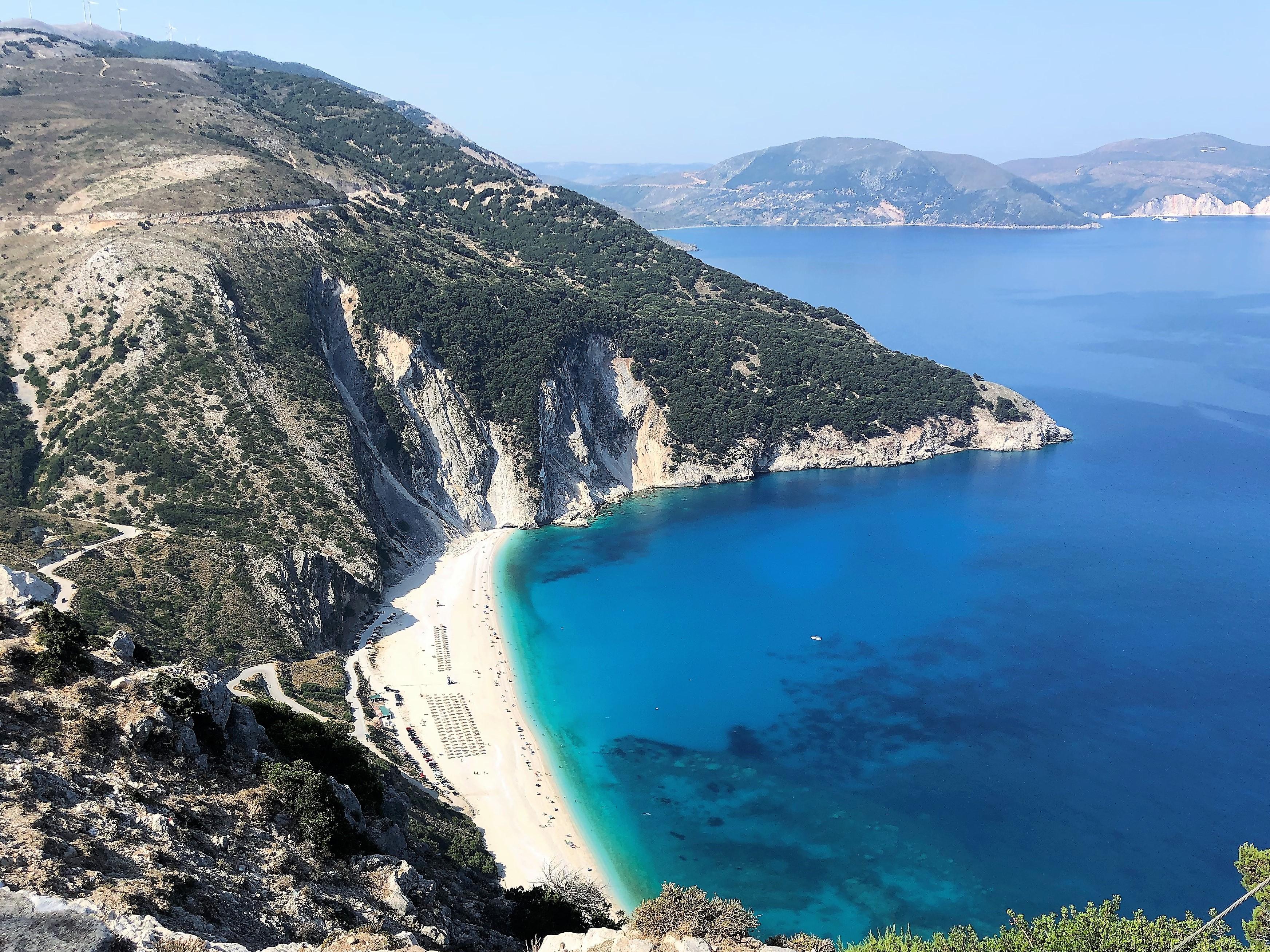 myrthos-beach